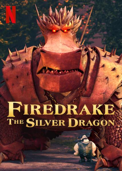 Firedrake the Silver Dragon